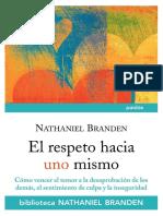 El Problema de la Culpa, N. Branden