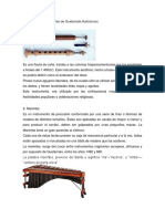 6 Instrumentos Musicales de Guatemala Autóctonos