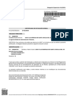 Certificado Clavaria 2016