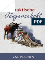 Praktische Jüngerschaft - Zac Poonen