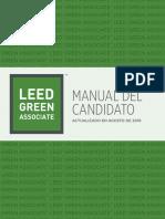 2019 LEED Green Associate Candidate Handbook Spanish 1