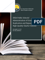 Idea Audit by Oig