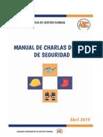 Manual Charlas Diarias SST Abr19