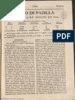 El Eco de Padilla. 17-8-1821, n.º 17