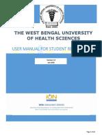 Online Registration User Manual 7.2.18
