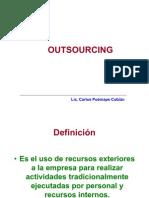 Presentación de la sesion - Outsorcing