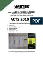 rectificadores AMETEK ACTS 2010