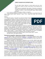 8-1-2014 PRINCIPAIS CONCEITOS DA ANTROPOLOGIA