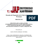 PROYECTO abril