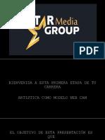 PRIMERA PRESENTACION MODELAJE WEB CAM