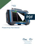 OmniScan Х3 pre-release brochure