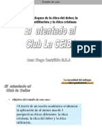 Taller de evaluación en ética La Ceiba