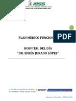PLAN MÉDICO-FUNCIONAL IESS HOSPITAL DEL DIA EFREN JURADO.pdf