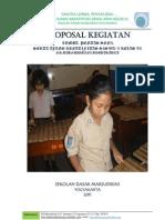 Proposal PENSI 2011 PDF