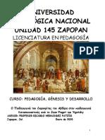 PRESOCRÁTICOS DEMOCRITO de Abdera.docx