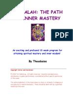 Qabalah the Path to Inner Mastery