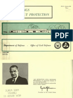 OCD Publication 1965 New Buildings With Fallout Protection