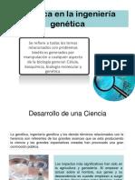 Ingenieria  genetica-bioetica