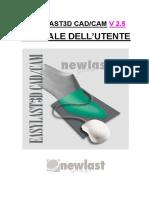 Easylast 3D 2.5 Manuale