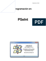 Manual PSeInt Básico