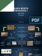 Mapa mixto GEOLOGIA I