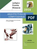 RESUMEN ARQUITECTURA DE COMPUTADORAS