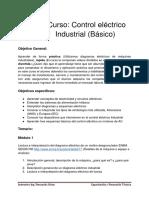 Curso_Control_eléctrico_Industrial_Básico_