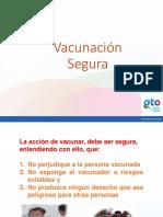VACUNACIÓN SEGURA