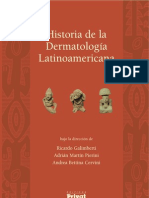 Historia de La Dermatologia