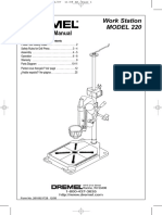 Work Station MODEL 220 DREMEL.pdf