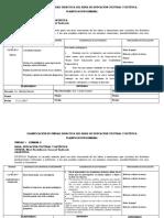 PLANIFICACIÓN DE UNIDAD DIDÁCTICA DEL ÁREA DE EDUCACIÓN CULTURAL Y ESTÉTICA