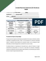 Sílabo Cultura y Salud II 2019 3er PAC