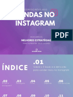 E Book Vendas No Instagram Arnaldo Alves 2018