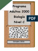 Guía Biología C - Octubre 2016 - Versión Blanco y Negro para Imprimir