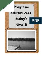 Biología B - Dossier Abril 2016