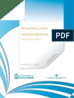 WordPress Para Emprendedores Con WooComm