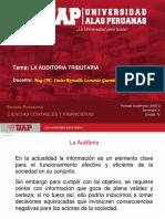 SEMANA 2 -  LA AUDITORIA TRIBUTARIA