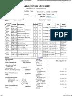 MCU Reg Form 2019-2020 2nd Sem
