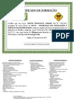 Certificado básico NR-10 turma eletricista predial 2.ppt