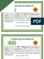 Certificado básico NR-10Turma CCM.ppt