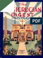 Rosicrucian Digest, February 1930