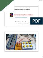 9. Oscilaciones electricas forzadas