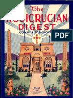 Rosicrucian Digest, March 1930