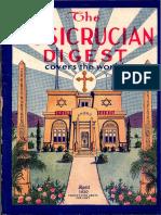 Rosicrucian Digest, April 1930