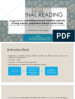 journal reading ace inhibitor