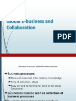 Global E Business and Collaboration