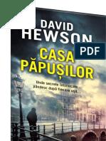 David Hewson - Casa papusilor #1.0~5.docx
