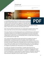 bau.anandamarga.pt-Paralelismo Psico-Espiritual