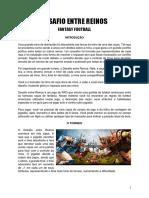 Desafio dos Reinos - Fantasy Football