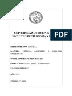 HISTORIA ARGENTINA II (1862-1916) A (BELINI-DENKBERG) - 2C 2019.pdf